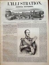 L'ILLUSTRATION 1844 N 67 LE CZAR NICOLAS 1er, EMPEREUR DE RUSSIE