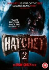 Hatchet II 5027035006840 With Kane Hodder DVD Region 2
