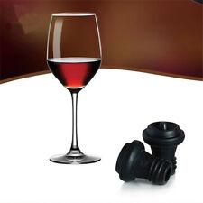 1/5 STÜCKE Gummi Vakuumsauger Stopper Vacuum Weinpumpe Preserver Stopper