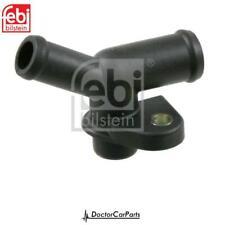 Coolant Flange Left for VW TRANSPORTER 2.4 90-96 T4 D AAB Diesel Febi