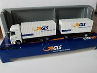 Actros  LH08   GLS General Logistics Systems / Parcel, Logistics & Epress  BDF