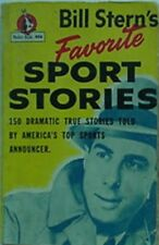 BILL STERN - 150 SPORTS STORIES by AMERICA'S TOP SPORTS ANNOUNCER, 1948 BOOK