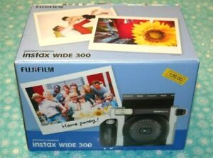 Fujifilm Instax wide 300 Sofortbildkamera ! Neuware!