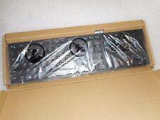 NEW Dell Slim QUIET KEY Black USB Keyboard US ENGLISH LAYOUT 644G3 0644G3