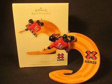 Hallmark Keepsake Christmas Ornament X Games Skateboard Sports- NIB
