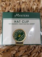 2021 Masters Hat Clip with Ball Marker Set Augusta National Golf Club ANGC NEW