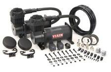 Viair 380C Dual Pack Stealth Black Air Ride Suspension Compressor 200 PSI Max