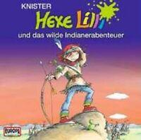 """HEXE LILLI """"11/UND DAS WILDE INDIANERABENTEUER"""" CD NEU"""
