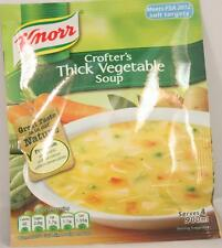 Knorr Crofter's Thick Vegetable Soup 900ml