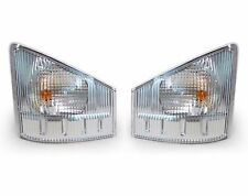 GMC W3500 W4500 W5500 2008-2015 TRUCK TURN SIGNAL LIGHTS LAMPS CORNER - PAIR