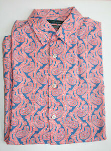 Perry Ellis, tolles Herren Hemd, Größe S, 100% Original, neuwertig, hoher NP