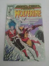Marvel Comics Presents Wolverine #7 November 1988