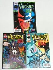 Venom 1 High Grade Marvel Comic CL44-192