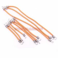 Cool Racing RC Scale Accessories Bungee Cord Set (9 pcs) Orange 90mm 110mm 160mm