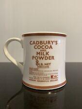 Heritage Cadbury Cocoa And Milk Powder Cup