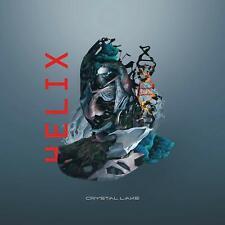 Crystal Lake CD Album HELIX Japan Metal Band CD Japan Edition