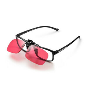 Color Blind Correction Glasses PILESTONE GM-3 (Type D) Strong Protan (Reds)
