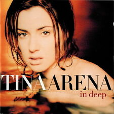 CD Album Tina Arena In Deep (Burn, Flashback) 90`s Sony Columbia
