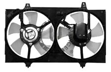 Engine Cooling Fan Assembly Performance Radiator fits 1999 Nissan Altima 2.4L-L4