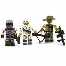 Lot 3PCS KRE-O GI JOE RECONDO Storm Shadow FIREBAT PILOT KREON Cobra mini Figure