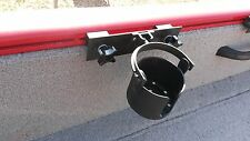 CUP HOLDER FOR TRACKER BOAT VERSATRACK SYSTEM