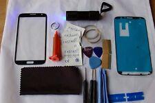 Samsung Galaxy Note 2 Gris Kit De Reparación Vidrio, Pantalla Frontal