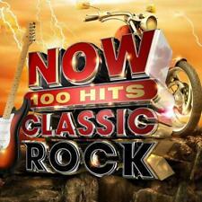 IMPORTS 100 Hits Classic Rock - Meatloaf Rod Stewart Album CD