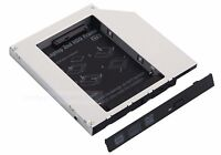 2nd HDD SSD Hard Drive Caddy Adapter for Acer Aspire 5920G 1640z 5610Z 5610 5680