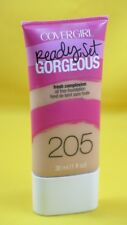 New CoverGirl Ready, Set Gorgeous Oil Free Foundation-205 Natural Beige