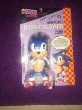 Sonic The Hedgehog Figure type Bubble Blower SEGA JAPAN