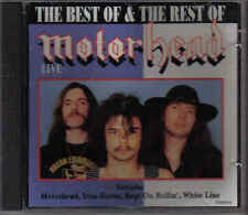 Motorhead-The Best Of cd album