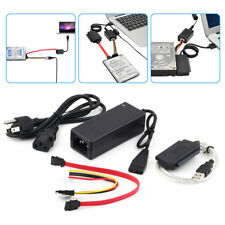 New 2.5/3.5 Inch Hard Drive SATA/PATA/IDE to USB 2.0 Adapter Converter Cable