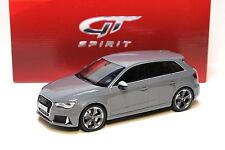 1:18 GT Spirit Audi RS3 Sportback grey NEW bei PREMIUM-MODELCARS