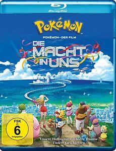 """Pokémon - Der Film: Die Macht in uns [Blu-ray/NEU/OVP] Nachfolger von """"Du bist D"""