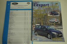 Revue technique l'expert automobile 527 Ford focus III 04/2011-> diesel