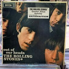The Rolling Stones - Out Of Our Heads LK 4725 - lp mono first press