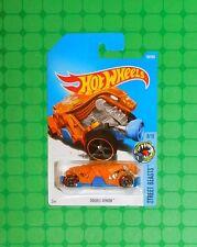 2017 Hot Wheels Street Beasts #102 - Double Demon