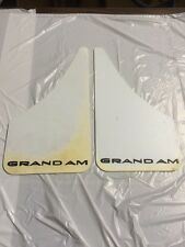 Nos Pontiac Grand Am Mudflaps Splash Guards Gm 999194