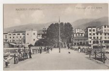 Madeira, Funchal, Entrance To The Town Postcard, B195