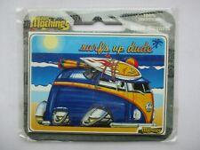 SURFS UP DUDE VW CAMPER VAN SURFING Movie Film Muscle Car Art Fridge Magnet 99p