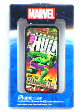 Hulk iPhone 4 4s Clip Case Disney Theme Parks Exclusive Screen Guard Cloth New