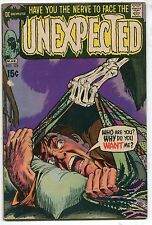 1971 The Unexpected #123 ~Why Do You Want Me?~ (Grade 5.0) WH