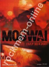 Mogwai Rock Action LP Advert