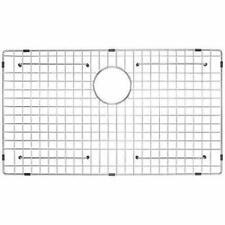 """Serene Valley Kitchen Sink Bottom Stainless Steel Grid  27 1/2"""" x 15 11/16"""""""