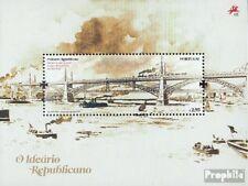 Portugal Bloc 274 (complète edition) oblitéré 2008 républicain idéal