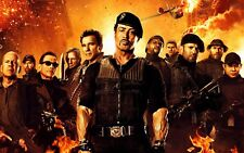 The Expendables Poster Length: 800 mm Height: 500 mm SKU: 15628