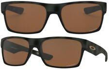 Oakley Herren Sonnenbrille OO9189-40 60mm Twoface Prizm Olive Camo F W2 H