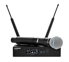 Shure QLXD24B58G50 Wireless Dynamic Microphone