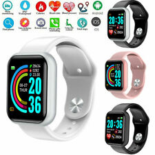 USA Waterproof Bluetooth Smart Watch Phone Mate For iphone IOS Android Samsung