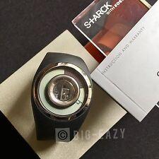 BRAND NEW! Philippe Starck PH1085 ORING O-ring Black w/Gray, Box/Manual, Battery